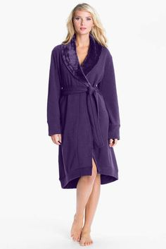 8602aa3012 Duffield Double Knit Robe