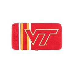 Virginia Tech Hokies NCAA Shell Mesh Wallet