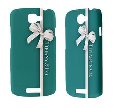 Htc One X Phone Case Tiffany Blue Htc One S V by DavidRonTrove, $17.50