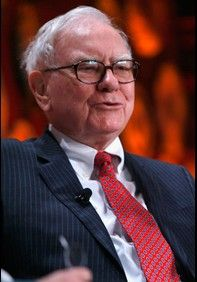 If I could spend an hour with anyone, it would be Warren Buffet. He is old school integrity, the real deal.