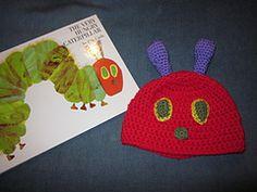 Ravelry: Crunchy Caterpillar Hat pattern by Larissa Bailey