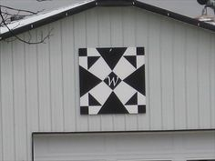 Mitchellville Barn Quilt – Mitchellville, IA - Painted Barn Quilts on Waymarking.com