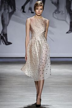 REPIN this Lela Rose look and it could be yours to rent next season on Rent the Runway! #RTRxNYFW