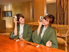 【嬉し庵】 日本酒で乾杯