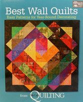 Best Wall Quilts from McCall's Quilting from QuiltandSewShop.com
