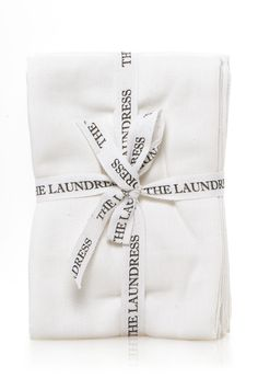 The Laundress   Lint-Free Cleaning Cloths   $20