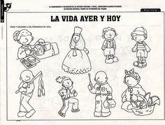 Blog de actividades para niños, Educacion Especial. English Activities, Montevideo, Ideas Para Fiestas, School Holidays, Doodles, Education, Comics, History, Instagram