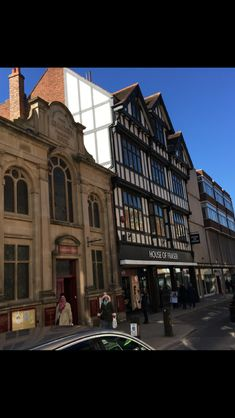 Buildings through the years in Shrewsbury Amazing Architecture, Birmingham, Buildings, Louvre, Street View, Travel, Viajes, Traveling, Tourism