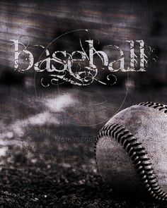 Baseball Artwork Original Design Poster #baseball #artwork #sports