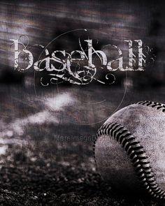 Baseball Artwork Original Design Poster #baseball #artwork #sports