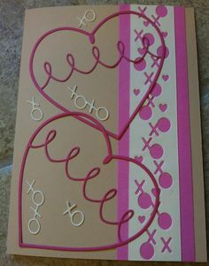 Mini Album Cookbook, Memory Box, Valentine's Day, Greeting Cards, Valentine