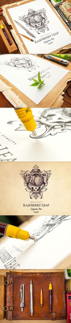 Logotypes & Icons by Mike, via Behance