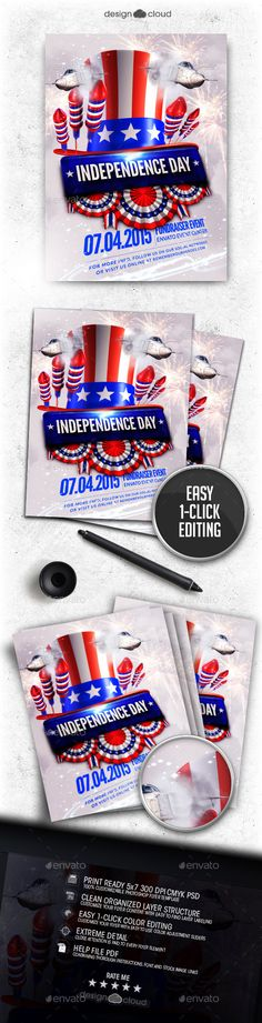 independence day Poster Templates $500 Poster Templates - independence day flyer
