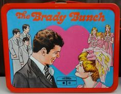 The Brady Bunch Lunch Box by Thermos, 1970...loved mine! :)