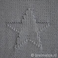 Breipatroon ster