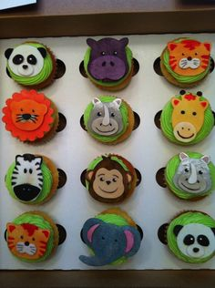 We've done cakes and cupcakes with 2-3 tier of Cake sugar handcrafted animal characters to suit the mood and bake the most wonderful cakes for your little ones Birthday