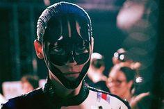 Alexander McQueen SS15, womenswear, Dazed backstage
