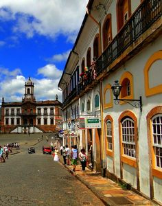 Ouro Preto - Minas Gerais , Brasil   (by Joselito Nardy Ribeiro)