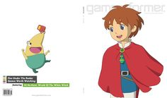 Issue 235 Ni No Kuni  Wrath of The White Witch