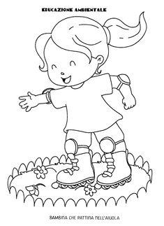 Blog scuola, Schede didattiche scuola dell'infanzia, La maestra Linda, Schede didattiche da scaricare, Smurfs, Minnie Mouse, Disney Characters, Fictional Characters, Preschool, Education, Wallpaper, Blog, Painting