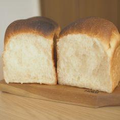*もっちりとろける生食パン* Food And Drink, Bread, Recipes, Brot, Recipies, Baking, Breads, Ripped Recipes, Buns