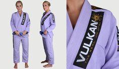 Kimono Pro Light Feminino Lilás/Lilac - Adulto