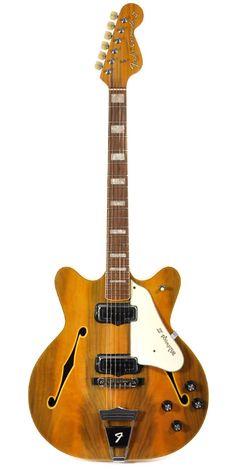 FENDER Coronado II Wildwood III 1967 | Chicago Music Exchange