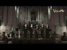 "vocame sings ""Petron ke Pavlon"" Live at Theatinerkirche Munich"
