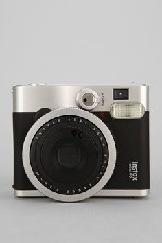 I'm buying one of these one day.. Fujifilm Instax Mini 90 Neo Classic Camera