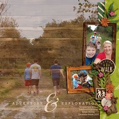 Layout using {Summer Woods} Digital Scrapbook Kit by Digital Scrapbook Ingredients available at Sweet Shoppe Designs http://www.sweetshoppedesigns.com//sweetshoppe/product.php?productid=34273&cat=821&page=2 #digitalscrapbookingredients