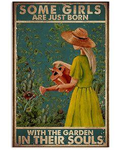 Dream Garden, Garden Art, Illustrations, Illustration Art, Design Jardin, Garden Quotes, Whimsical Art, Garden Inspiration, Vintage Posters