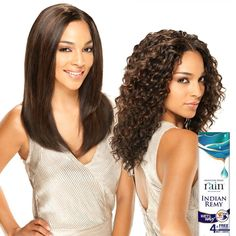 Moisture Remy Rain Indian Hair Weave - LOOSE DEEP 4 PCS (Wet & Wavy) – beautyshoppers.com