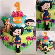 """#elmundodeluna #earthtoluna #tortasinfantiles #tortasdecoradas #fondant #cakes…"
