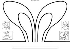 Kindergarten printable hat templates http for Easter bonnet printable templates