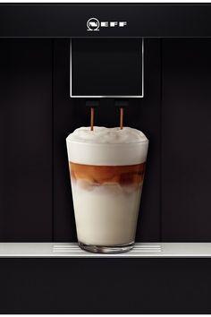 Kaffeemaschine? Espressomaschine? Kaffeevollautomat!