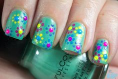 Hey, Darling Polish!: 33 Day Challenge - Day 29: Your Favorite Pattern