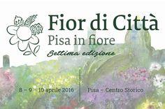 2016 Fior di Città – Pisa in Fiore Craft Exhibit and Sale, April 8, 3-8 p.m.; April 9, 9:30 a.m.-8 p.m.; April 10, 9:30 a.m.-7:30 p.m., in Pisa, Piazza Vittorio Emanuele II, Piazza Garibaldi, Piazza XX Settembre, and Corso Italia; free entry.