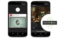 VIDEO: Google announced Android Pay during I/O 15, the simple and secure way to pay