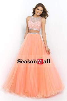 Prom Dresses 2015 Bateau Beaded Bodice A Line Princess Prom Dress Pick Up Tulle Skirt Floor Length , You will find many long prom dresses and gowns from the top formal dress designers and all the dresses are custom made with high quality Princess Prom Dresses, Cute Prom Dresses, Grad Dresses, Dance Dresses, Ball Dresses, Pretty Dresses, Homecoming Dresses, Ball Gowns, Evening Dresses