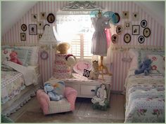 "#attic room at my coTTage ""home sweet home"" ~mbr~"