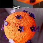 DIY Kids' Lamp. Mi proyecto de reciclaje para hacer con mis alumnos