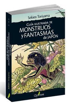 Guía ilustrada de monstruos y fantasmas de Sekien Toriyama