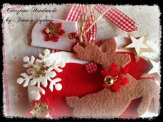 Christmas Gifts -  Regali di Natale Handmade
