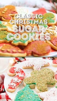 classic christmas recipes Theres just something about those classic Christmas Sugar Cookie Recipe from scratch just like grandma used to make. This simple recipe made with butter, sugar, flour, and vanilla is perfect for decorating for the holidays! Sugar Cookies From Scratch, Butter Sugar Cookies, Cookie Recipes From Scratch, Sugar Cookie Recipe Easy, Easy Sugar Cookies, Christmas Cutout Cookie Recipe, Christmas Sugar Cookies, Christmas Snacks, Christmas Baking