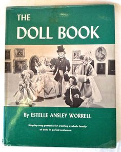 The Doll Book by Estelle Ansley worrell