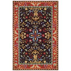 Capel Amish Country Brown Rug http://www.arearugstyles.com/capel-amish-country-brown-rug.html