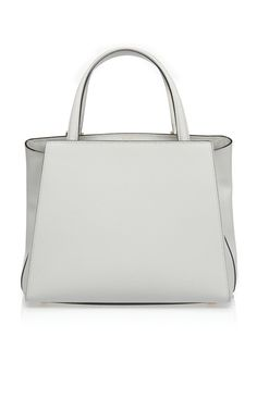 34727eec70 Medium Triennale Leather Tote Bag by VALEXTRA Now Available on Moda  Operandi Kalfsleer