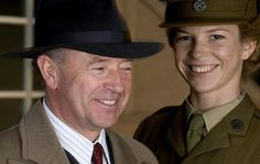 Foyle's War.  Never get enough of that smile!