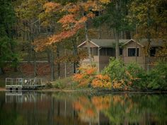 Pennyrile Forest State Resort Park is surrounded by perhaps the most beautiful woods in western #Kentucky.  Enjoy #fishing, biking, birding, golf and much more! #pennyrile