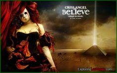 Criss Angel Believe, Cirque du Soleil, Las Vegas.